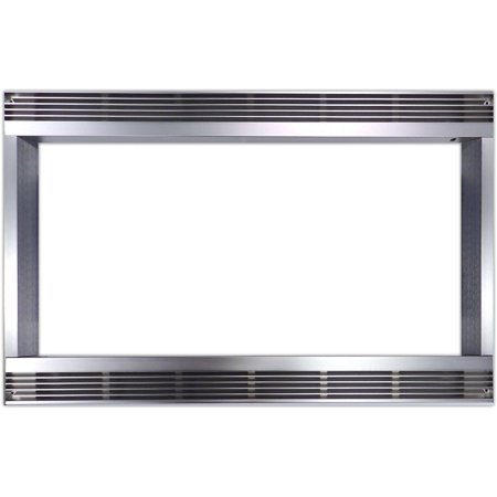 Sharp RK48S27 27 Inch Wide Built-in Microwave Trim Kit for use with