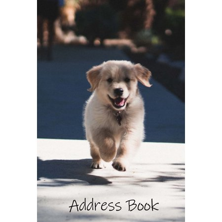 Address Book : Labrador Retriever Dog Address Book for Women, Men & Kids. Featuring Large Print, Perfect for Friends, Family & Work Contacts, Addresses, Emails, Birthdays, Cell, Home, & Work Phone Numbers. Alphabetical Pages Convenient 6x9 Size, Over 350 Contact (Email Address For Department Of Work And Pensions)