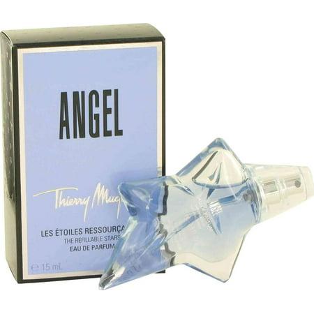 ANGEL Thierry Mugler 0.5 oz EDP eau de parfum Women Perfume REFILL  15 ml NIB