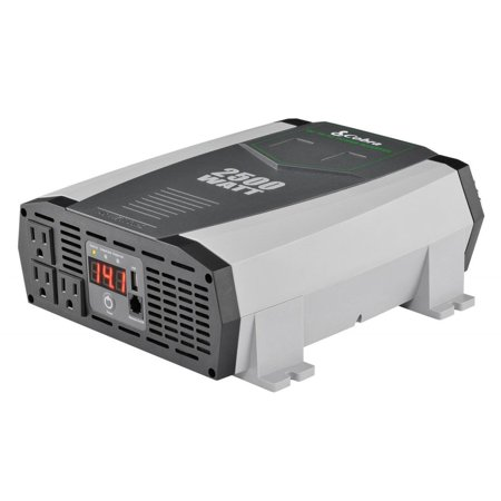 Co Electronics Cpi2590 2.1A USB 12V DC to 120V AC 2,500W Power ... on boost converter, programmable logic controller, buck converter, uninterruptible power supply, grid-tie inverter, switched-mode power supply, variable-frequency drive, voltage converter, induction motor, solar inverter, circuit breaker, synchronous motor, dc motor, electric motor, air conditioning,