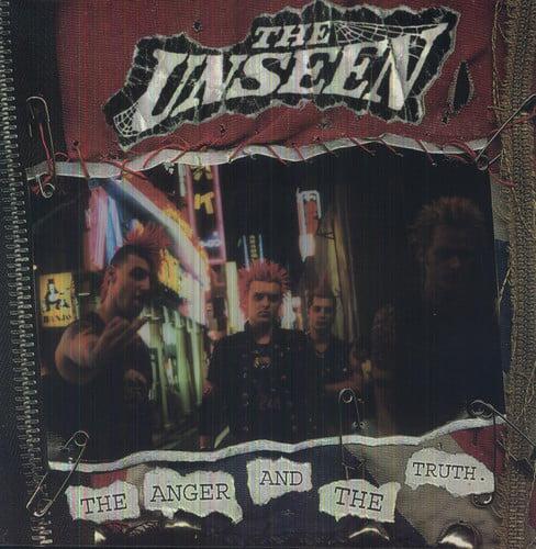 The Unseen Anger Amp Truth Vinyl Walmart Com
