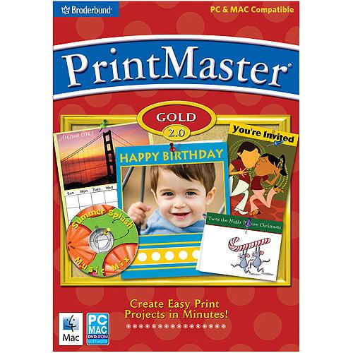 Printmaster Gold 2.0 Sb