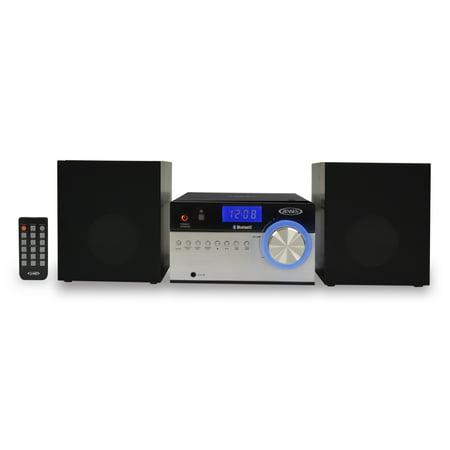 JENSEN JBS200 BLUETOOTH CD MUSIC SYSTEM WITH DIGITAL AM FM - Georg Jensen Lily