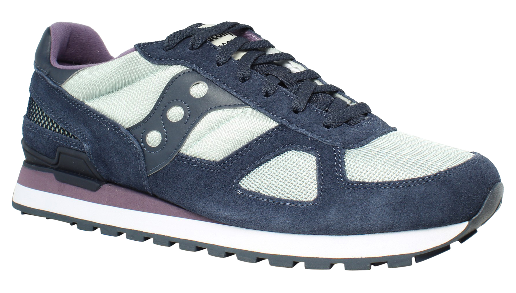 New Saucony Mens S2108-654 GreyNavy Fashion Shoes Size 12.5 by Saucony