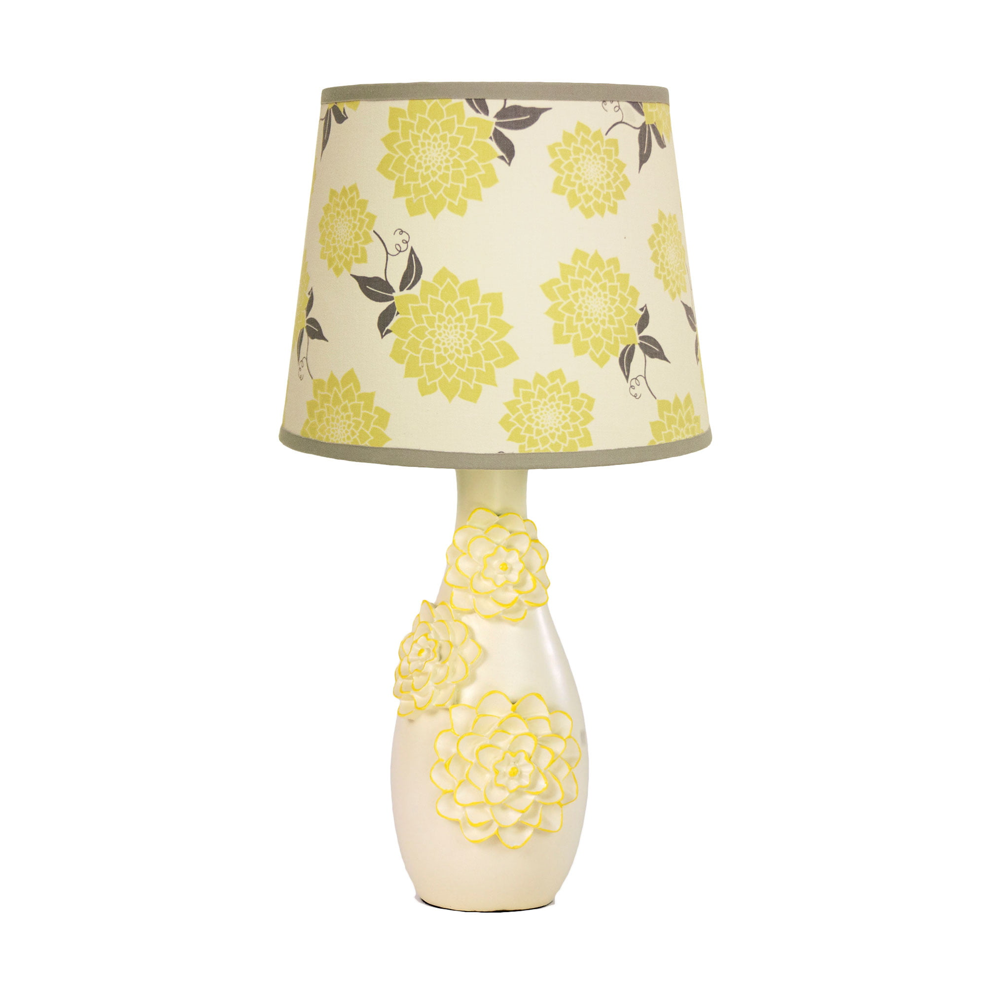 The Peanut Shell Stella Lamp with Shade by Peanut Shell