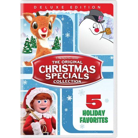 The Original Christmas Specials Collection: Deluxe Edition DVD - Halloween Movie Specials 2017