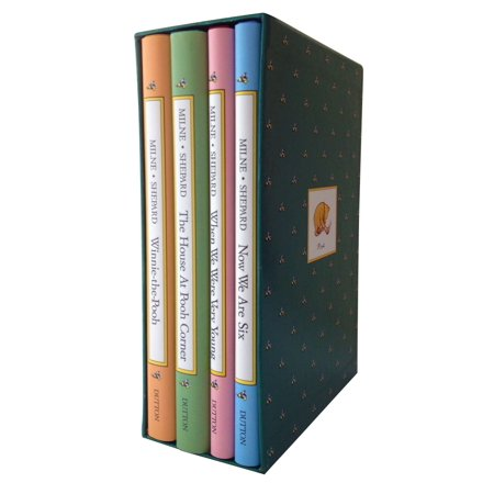 Davinci Library Set - Pooh Library original 4-volume set