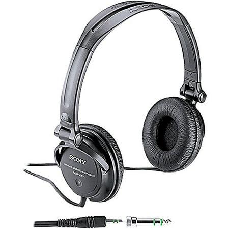 sony studio monitor series headphones mdrv150. Black Bedroom Furniture Sets. Home Design Ideas