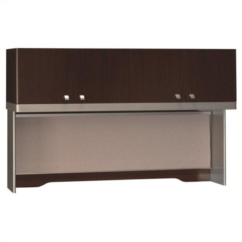 Bush Business Furniture Quantum 37.125'' H x  60'' W Hutch (Tall)