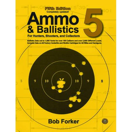 Ammo & Ballistics 5 - eBook thumbnail