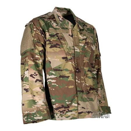 CDS  Scorpion OCP Authentic Army Combat Uniform Coat Army Combat Uniform Coat