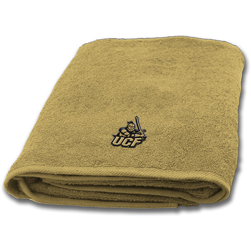 NCAA Applique Bath Towel, Central Florida