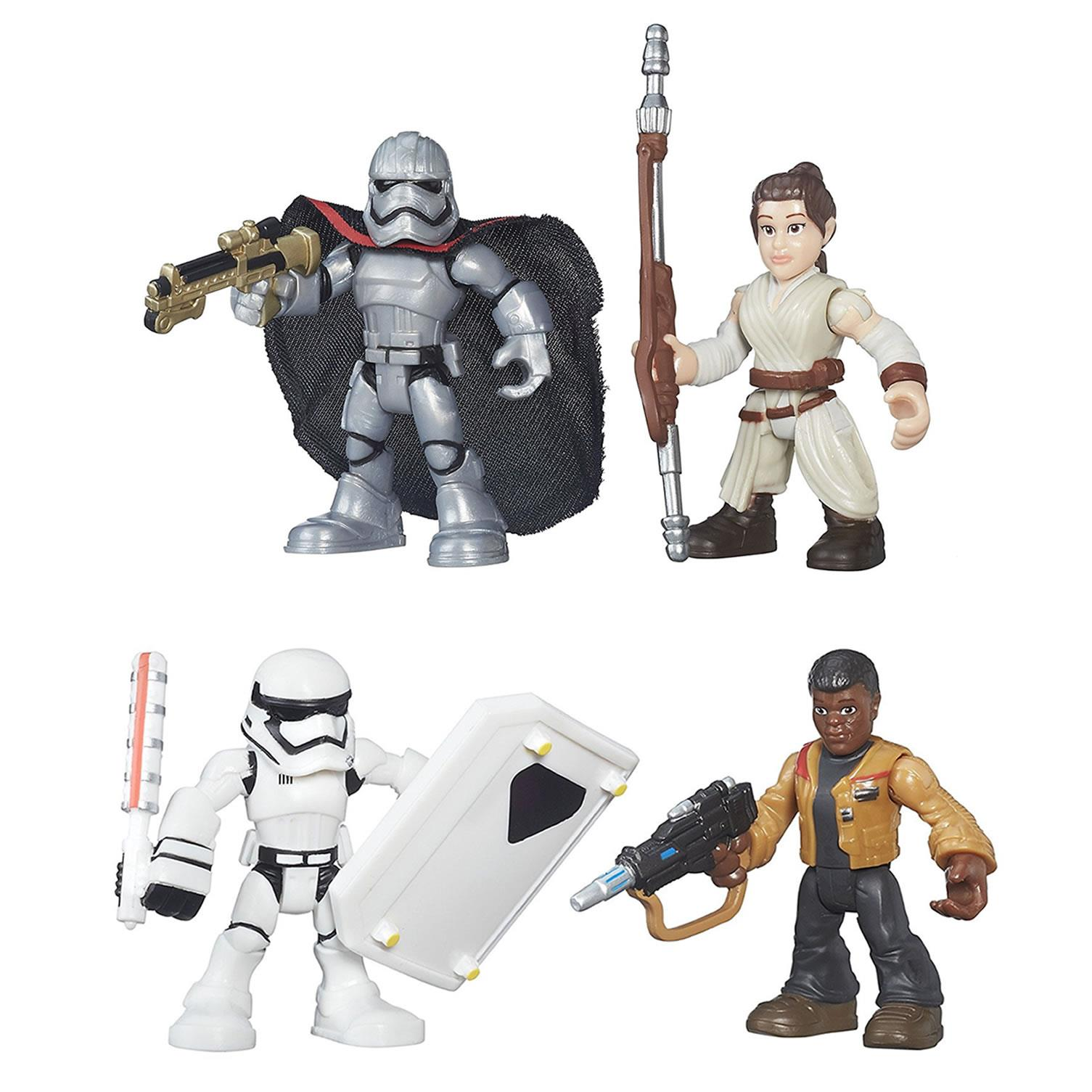 Playskool Galactic Heroes Star Wars 4-Figure Variety 2PK Set Hasbro by Hasbro