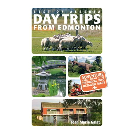Day Trips from Edmonton - eBook