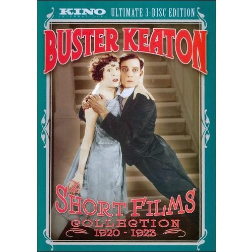 Buster Keaton: The Short Films Collection 1920-1923 (Silent)