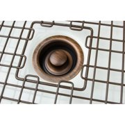 Sinkology 3.5'' Grid Kitchen Sink Drain
