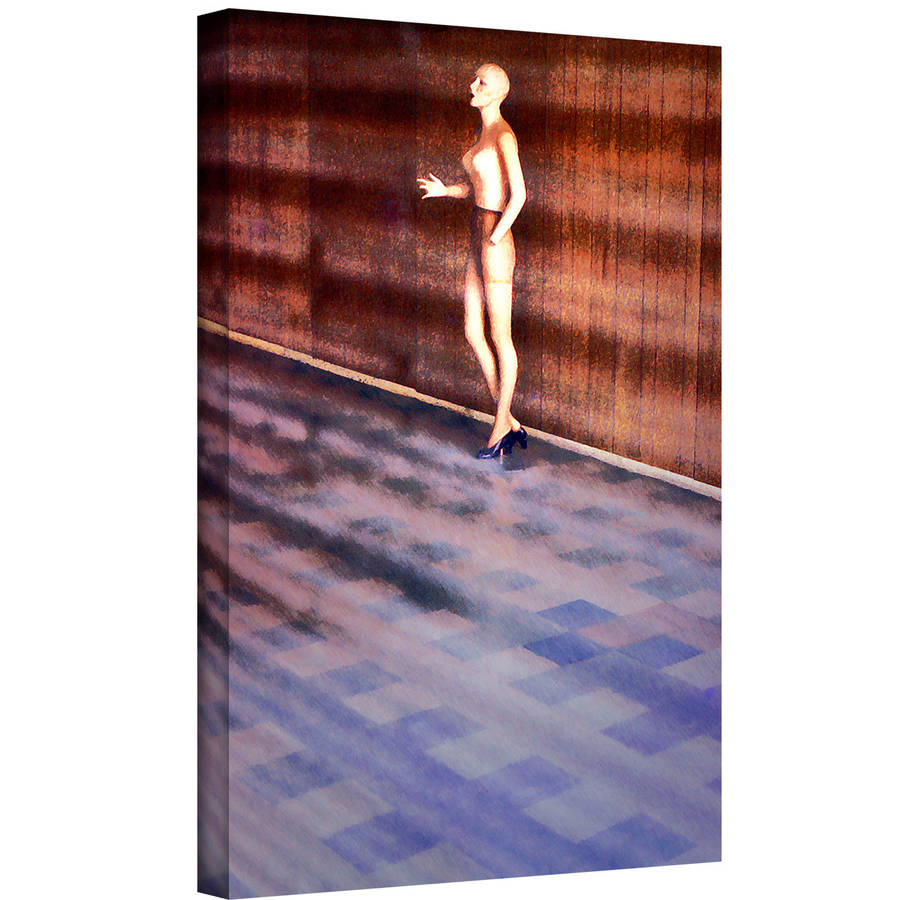 "Dean Uhlinger ""Mandatory Retirement"" Gallery-Wrapped Canvas"