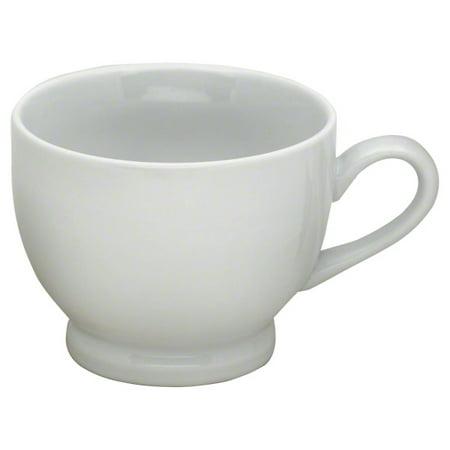 BIA Cordon Bleu 12 oz. Footed Cappuccino Cup (Set of 4) (Capucinno Cups)