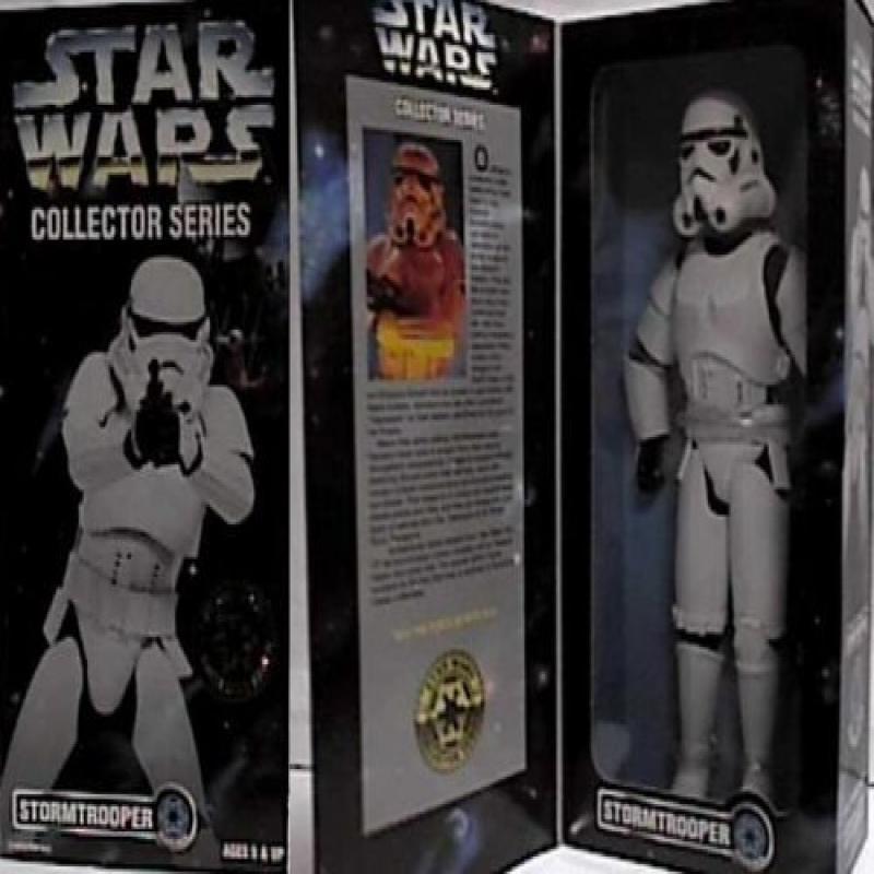 Kenner Star Wars Collector Series 12 Stormtrooper Figure
