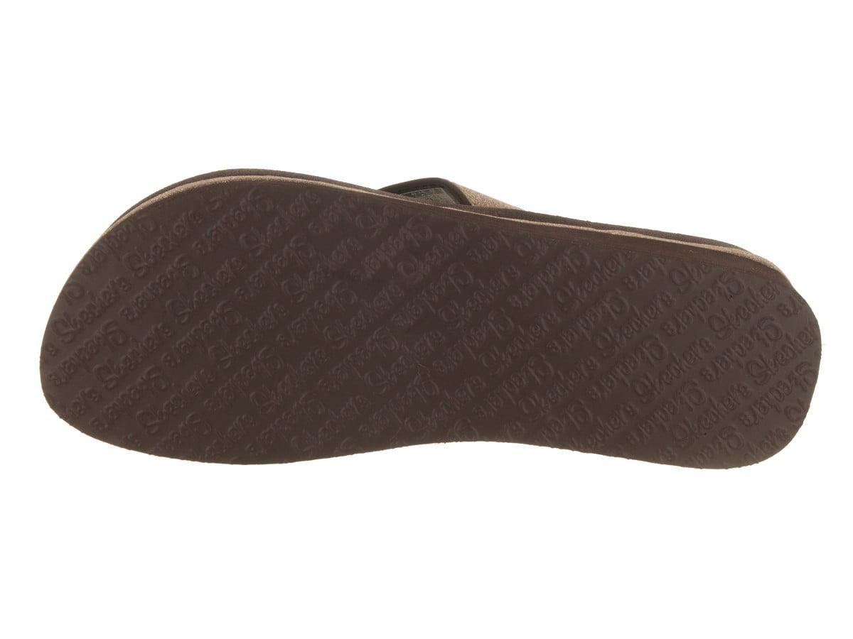 4d8057070edd Skechers - Skechers Women s Vinyasa Unicorn Mist Chocolate Yoga Foam Flip  Flop Sandal Size  10
