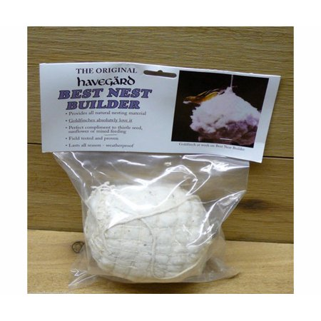Bird Nesting Material - Havegard Products HAVEGARDHG1 Best Nest Builder