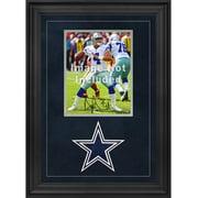 "Dallas Cowboys Deluxe 8"" x 10"" Vertical Photograph Frame with Team Logo"