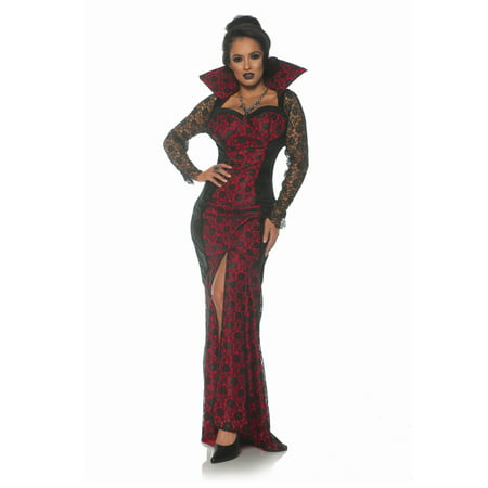 Mistress Of The Night Womens Adult Gothic Witch Vampire