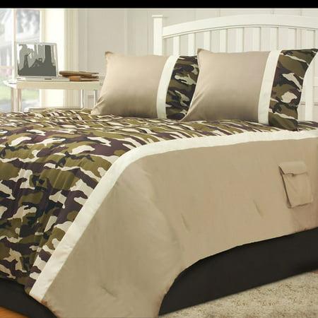 Hallmart Kids Camp Dynasty Comforter Set Walmart Com