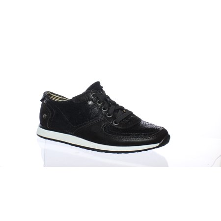 Hush Puppies Womens Chazy Dayo Black Fashion Sneaker Size - Hush Puppies Shoes For Women