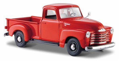 1:25 Scale 1950 Chevrolet 3100 Pickup Diecast Truck Vehicle (Colors May Vary),... by
