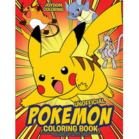 Deals on Unofficial Pokemon Coloring Book