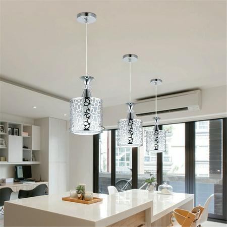 Pendant Light 1pcs Modern Crystal Iron Ceiling Lights Chandelier Dining Room Lamp Decor Canada