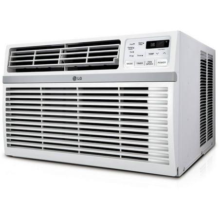 LG LW1516ER 15,000 BTU 115V Window-Mounted Air Conditioner w