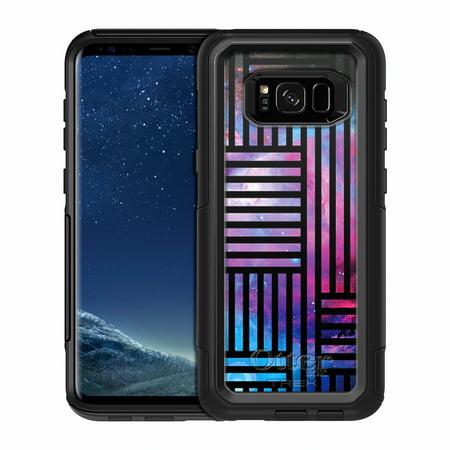 competitive price 88125 197de Otterbox Commuter Samsung Galaxy S8 Plus Case - Nebula Galaxy Lines Case