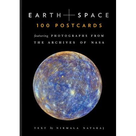 Earth and Space 100 Postcards : Featuring Photographs from the Archives of