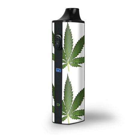Skin Decal for Pulsar APX Herb Vape / Pot Leaf Weed Marijuana
