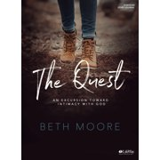 The Quest - Study Journal : An Excursion Toward Intimacy with God