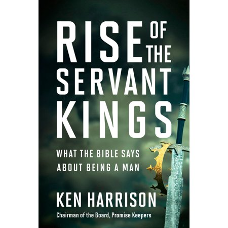 Rise of the Servant Kings : What the Bible Says About Being a Man](Aragorn King Of Gondor)
