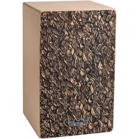 Remo ArtBEAT Artist Collection Aric Improta Cajon 11.75 x 18 in. Aux Moon