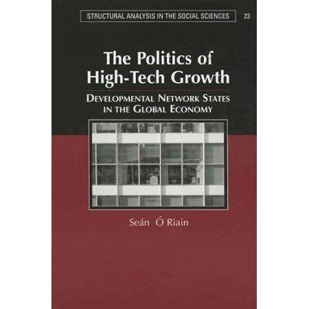 Politics Of High Tech Growth  9780521711876