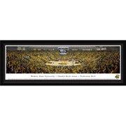 Blakeway Worldwide Panoramas, Inc NCAA Wichita State University - Charles Koch Arena by James Simmons Framed Photographic Print