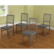 Camden Dining Chair Set of 4, Multiple Colors