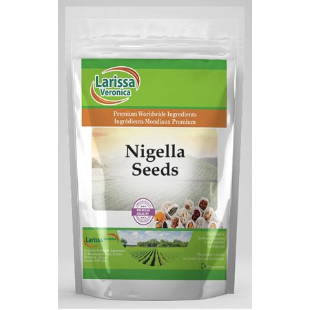 Nigella Seeds (8 oz, ZIN: 527059) (Nigella Seeds)