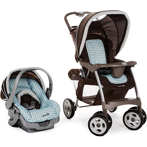 Safety 1st - Jaunt Travel System, Marlowe Celadon