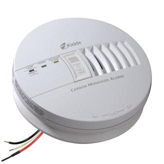 Kidde AC Hardwired Operated Carbon Monoxide Alarm KN-COB-IC