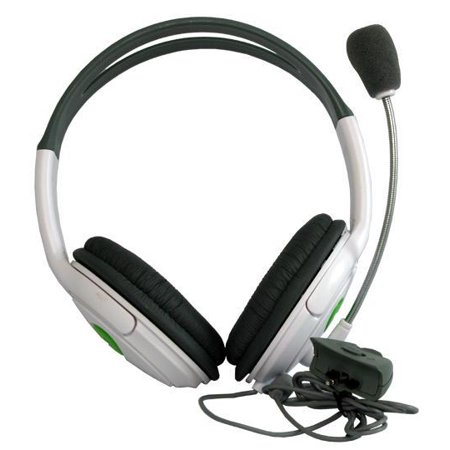 xbox 360 compatible professional headset with microphone. Black Bedroom Furniture Sets. Home Design Ideas