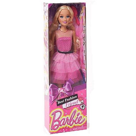 my size barbie walmart