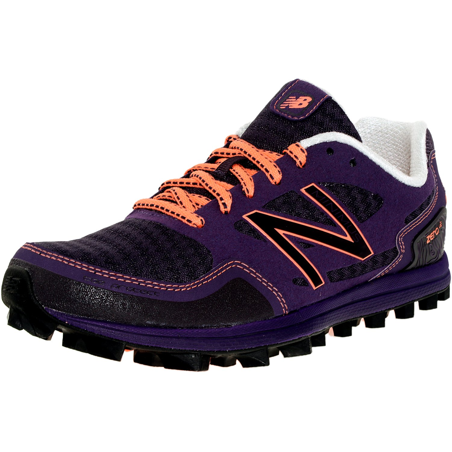 New Balance Women's Trail Running Purple/Pink Ankle-High Shoe - 10M