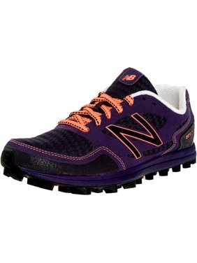 Product Image New Balance Women s Trail Running Purple Pink Ankle-High Shoe  - 10M 073504aad286