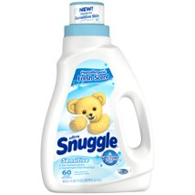 Fabric Softener: Snuggle Sensitive